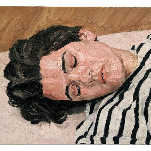 Maxime-Biou-2016-33x41-Sophia-endormie-Mariniere2